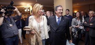 Post de María Porto, la ex de Álvarez Cascos, se queda sin el debut de Leonor en Asturias