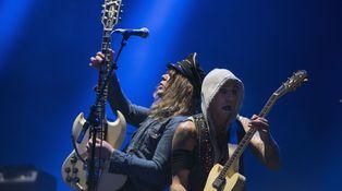 Azkena Rock, por qué los festivales de música rezuman testosterona