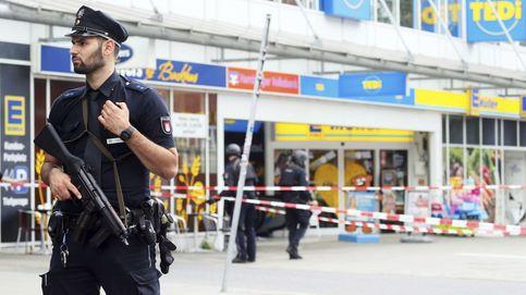 La Policía investiga lo ocurrido en el supermercado del ataque en Hamburgo