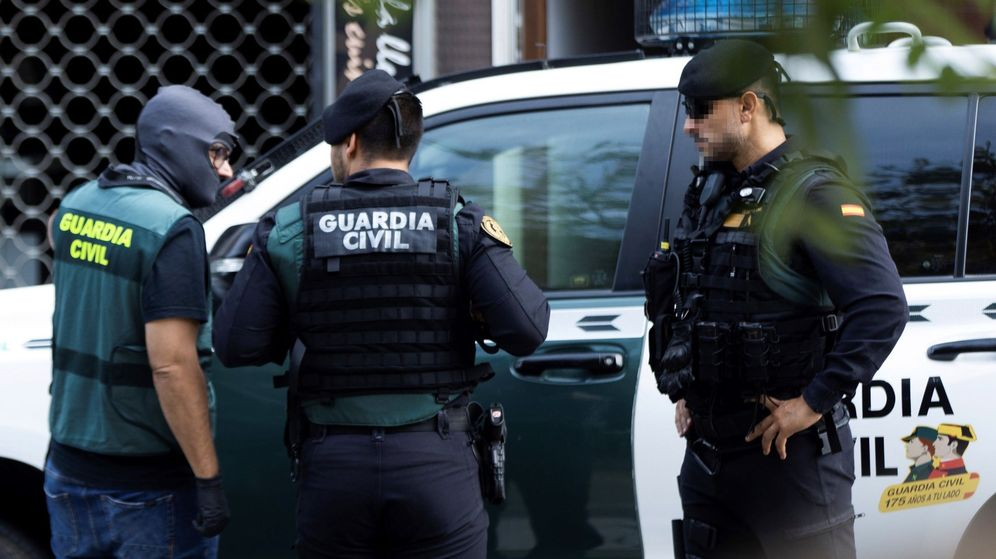 Foto: Agentes de la Guardia Civil. (EFE)