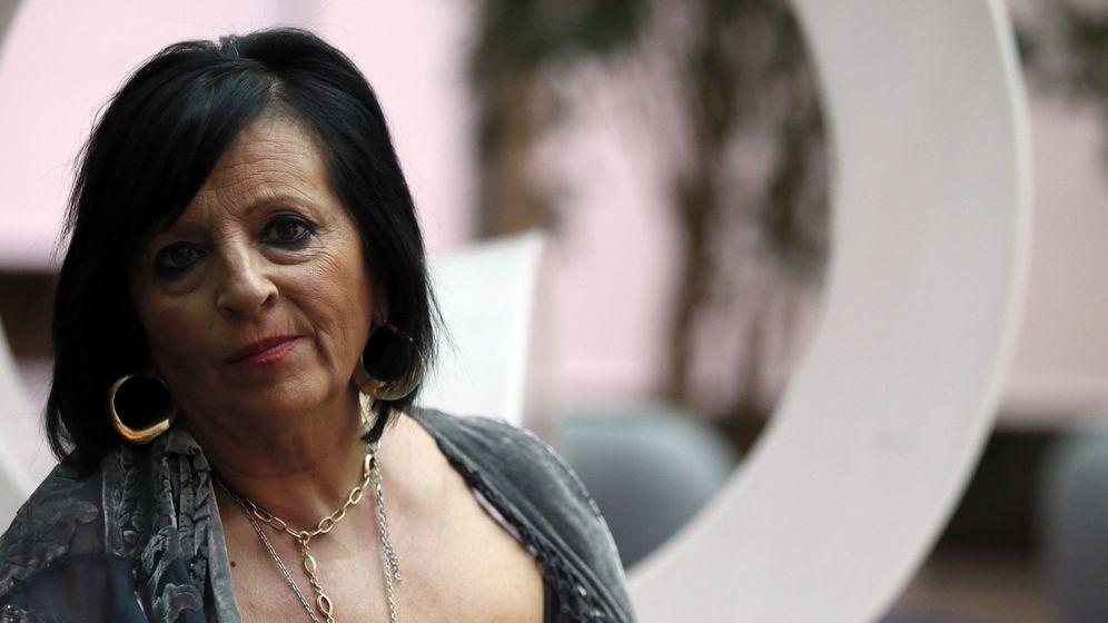 Foto: Pilar Abel, la mujer que lucha por la paternidad de Dalí. (EFE)
