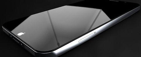 Foto: Sin botones ni contraseña, así 'pinta' el esperado iPhone 5S