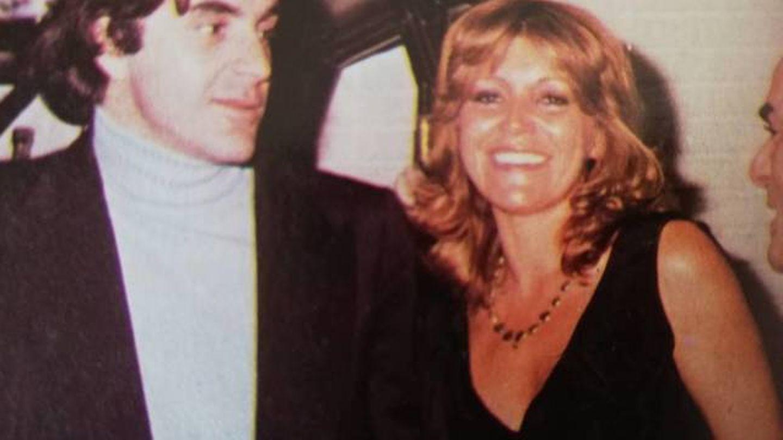 Manolo Segura y Carmen Cervera, a finales de los 70. (Tiempo)
