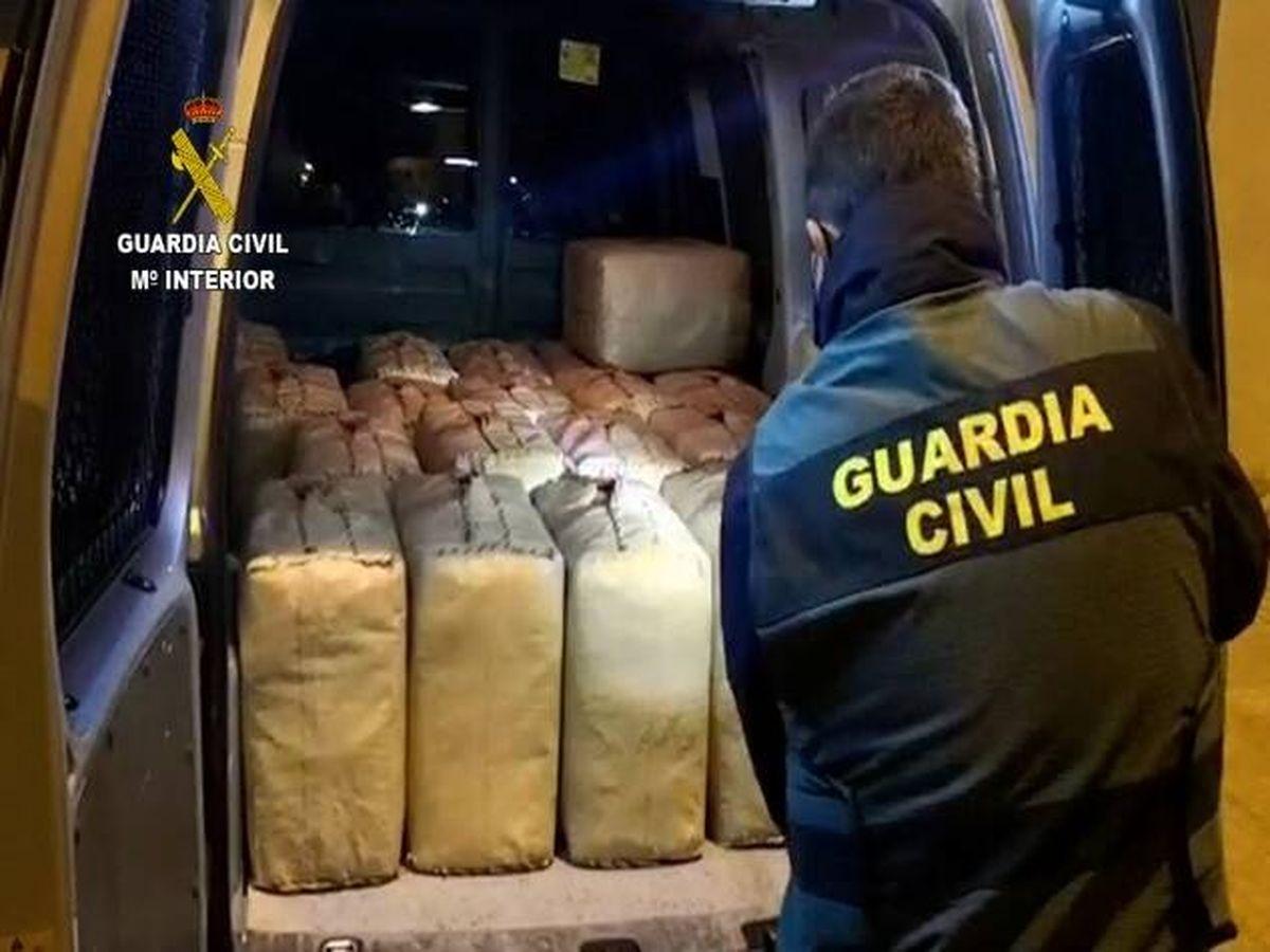 Foto: Guardia Civil. (EFE)