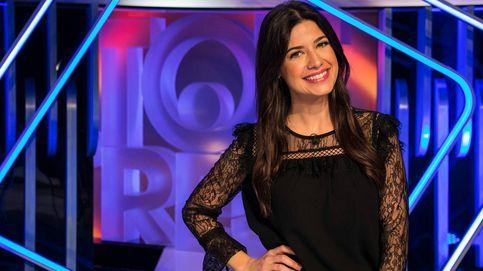 Imágenes de Ares Teixidó como presentadora del concurso 'Tot o Res'