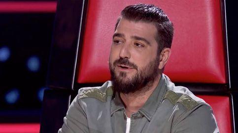 El zasca de David Bisbal a Orozco en 'La Voz Senior' por sus mentiras