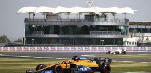 Post de Libres 2: Carlos Sainz deja una buena imagen en una sesión dominada por Lance Stroll
