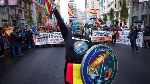 El plan del 'supersindicato' policial: órdago a Marlaska, ley salarial y asalto a Guardia Civil