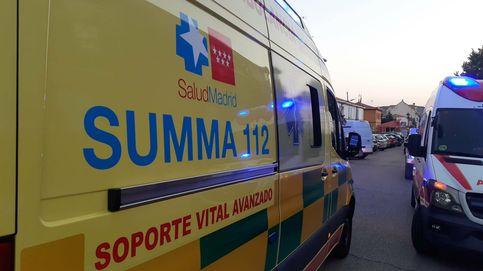 Una niña de 16 meses cae desde un segundo piso en su casa de Madrid