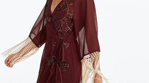 Los tres vestidos más lujosos de Uterqüe para sentirte una vip