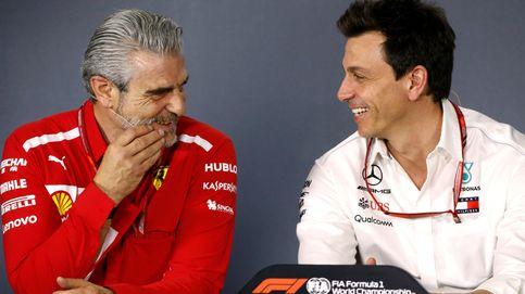 La tarjeta plastificada de Toto Wolff o por qué Ferrari no puede con Mercedes