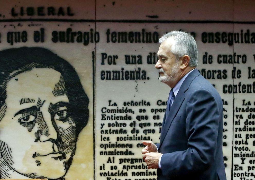 Foto: El expresidente de la Junta de Andalucía José Antonio Griñán. (EFE)