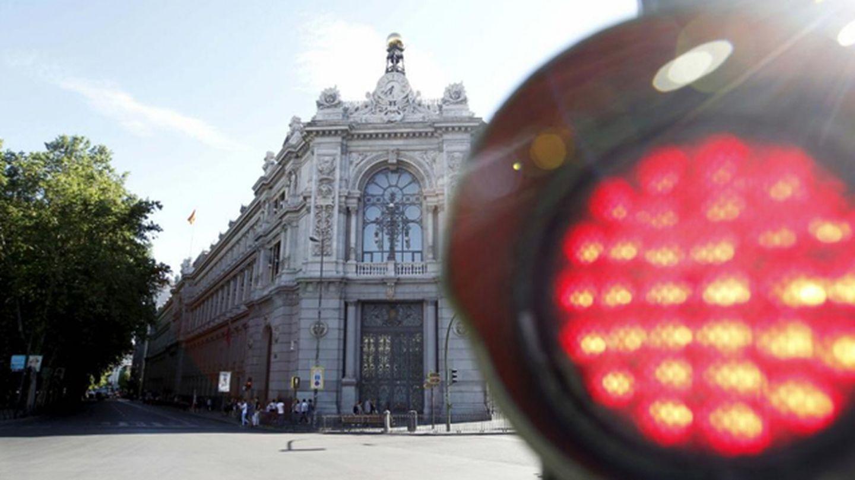 Sede del Banco de España. (EFE)