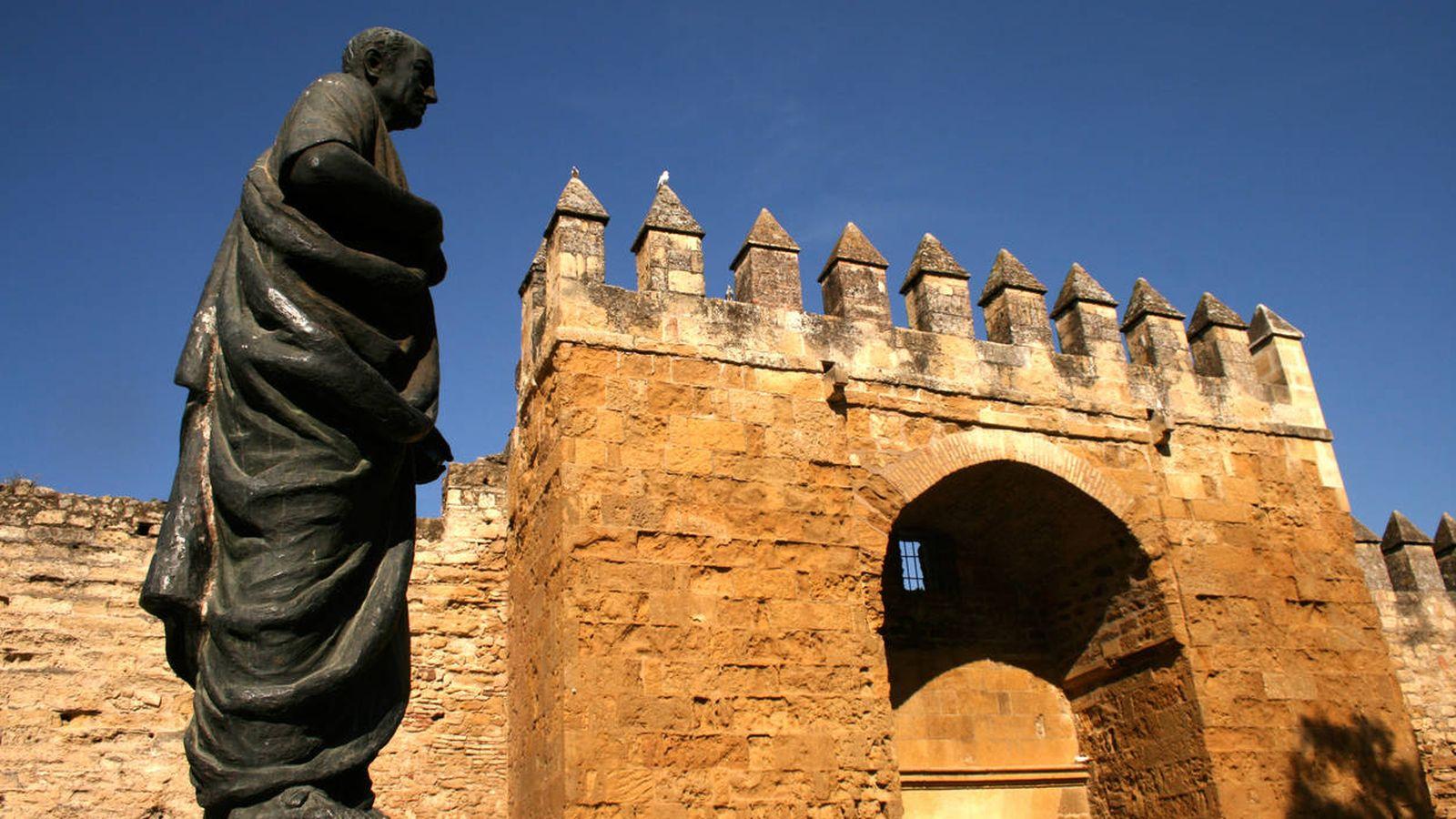 Foto: Estatua de Séneca en Córdoba. (iStock)