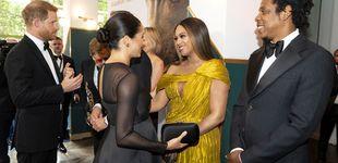 Post de El encuentro de Meghan y Beyoncé: piropos, un consejo y una revelación sobre Archie