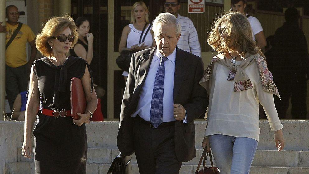 Bárcenas se queda sin abogado en la recta final del 'caso Gürtel'