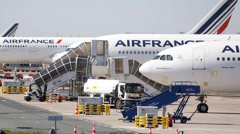 Air France pide un rescate express a Francia y Holanda por el coronavirus