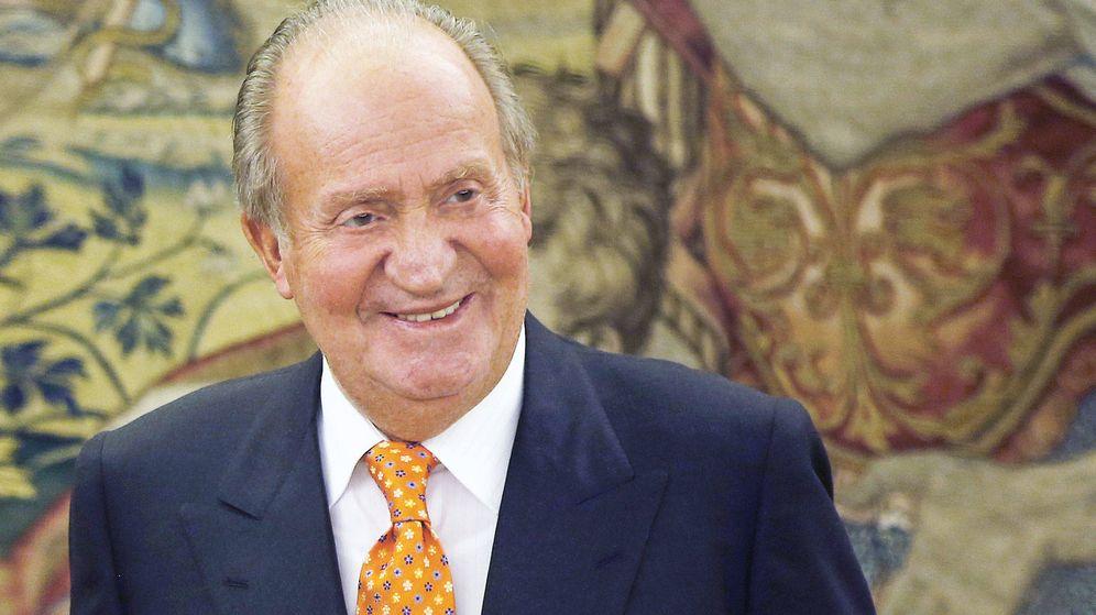 Foto: El rey Juan Carlos en una imagen de archivo. (Reuters)
