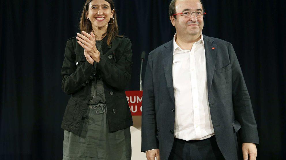 Núria Parlon asume que el PSC pagará 'a escote' la multa por votar 'no' a Rajoy
