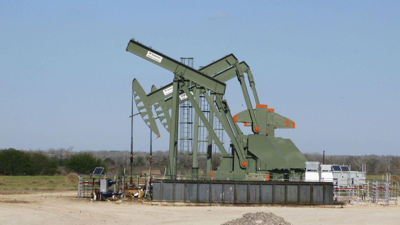 Pozos petrolíferos en el sur de Texas, en EEUU. Reuters