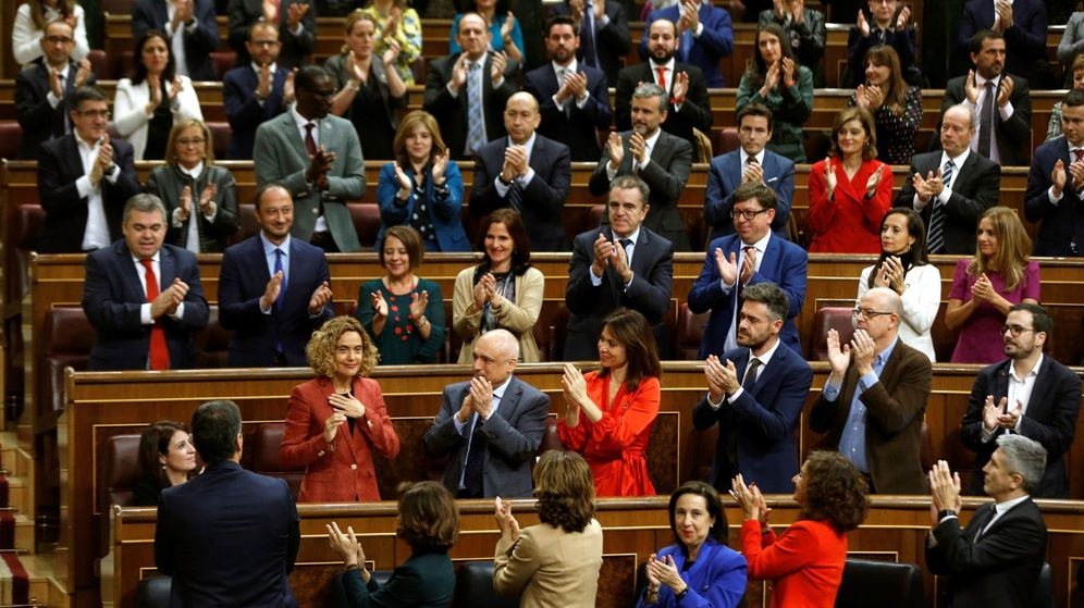 Foto: Meritxell Batet, nueva presidenta. (EFE)