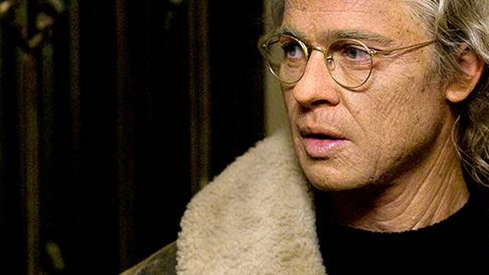 Foto: Fotograma de 'El curioso caso de Benjamin Button'.