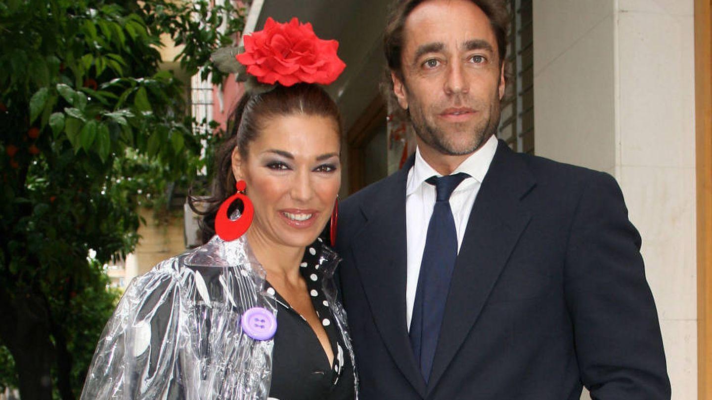 Raquel y Miguel Ángel, en una imagen de 2008. (Lagencia Grosby)