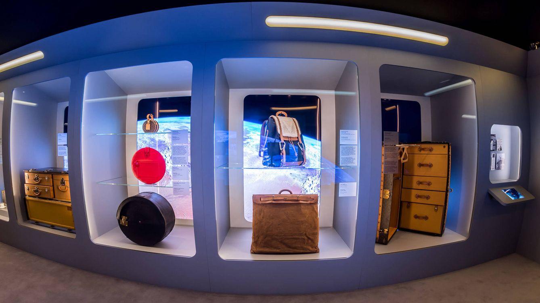 Foto: 'Time Capsule' demuestra las maneras en las que Louis Vuitton se ha anticipado a las necesidades de un mundo cambiante durante más de 160 años.