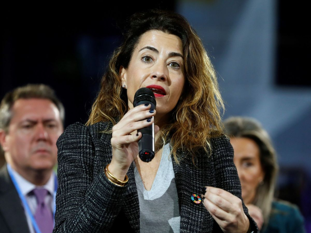 Foto: La alcaldesa de Gavá y nueva ministra de Transportes, Raquel Sánchez. (EFE)