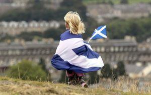Una Escocia independiente seguiría en la UE y mantendría la libra
