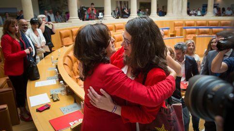 Andreu anuncia 9 consejerías en La Rioja y da a Podemos el control de una cartera social
