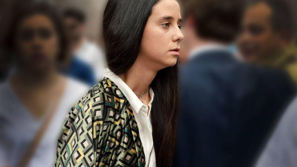 Foto: Victoria Federica en una imagen de archivo. (Cordon)
