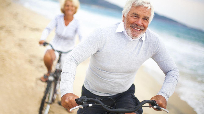 Resultado de imagen de vivir más años con deporte