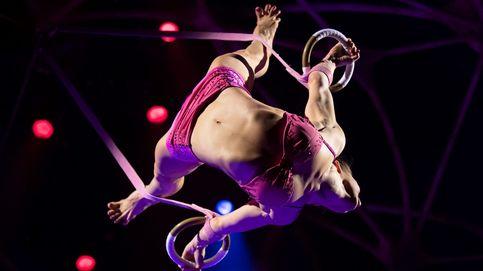 Espectáculo del Cirque du Soleil y homenaje a las víctimas en Bangkok: el día en fotos