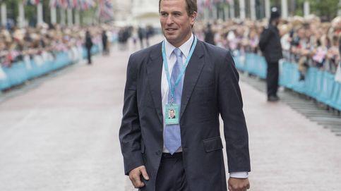 Peter Phillips, el nieto de Isabel II que saca tajada del coronavirus