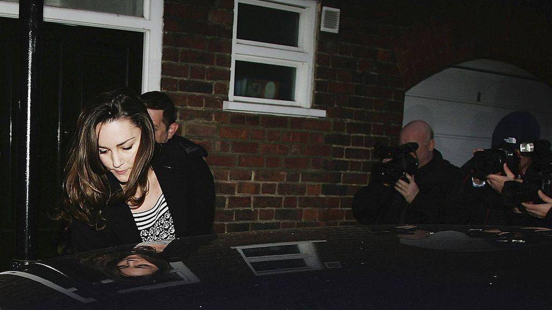 Kate Middleton, en el año 2007. (Getty)
