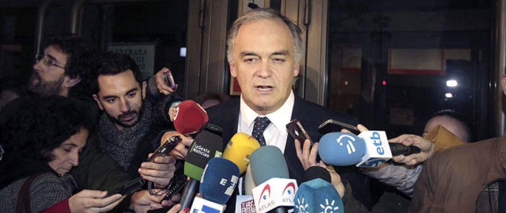 """González Pons: """"Que Nóos recibiera dinero público no dependía de mi firma"""""""