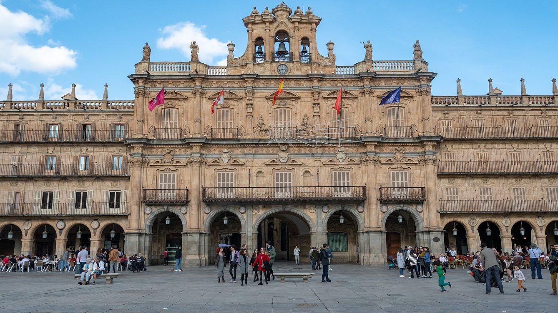 El tiempo en Salamanca: previsión meteorológica de mañana, miércoles 8 de abril