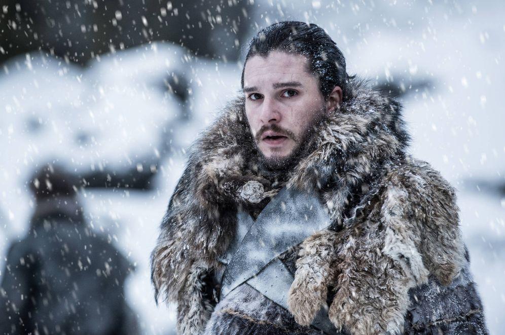 Foto: Jon Snow en una secuencia del episodio 7x06 de 'Juego de Tronos'