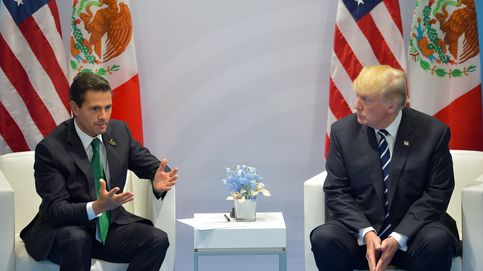 No digas que no vas a pagar el muro: así fue la llamada entre Trump y Peña Nieto