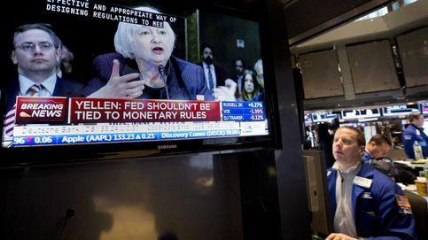 Yellen medita qué hacer con los tipos en pleno festival alcista de Wall Street