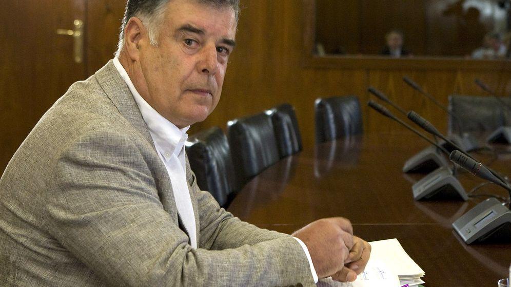 Foto: El exconsejero andaluz de Empleo y exdiputado. José Antonio Viera. (Efe)