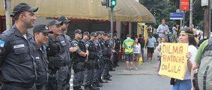 Dilma Rousseff evita problemas y no acude a la final en Maracaná