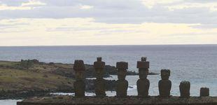 Post de ¿Cómo colocaron los 'gorros' de los Moai de la isla de Pascua? Un estudio lo revela