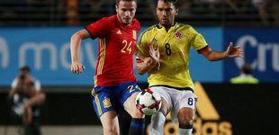 Post de El empate España-Colombia reúne a 4,9 millones  con un fantástico 27,4%