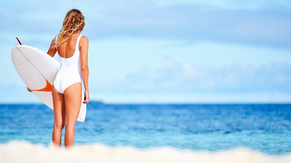 La playa es el nuevo gimnasio: cómo estar en forma en vacaciones