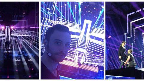 ¡El Globen Arena ya está preparado para los ensayos de Eurovisión 2016!