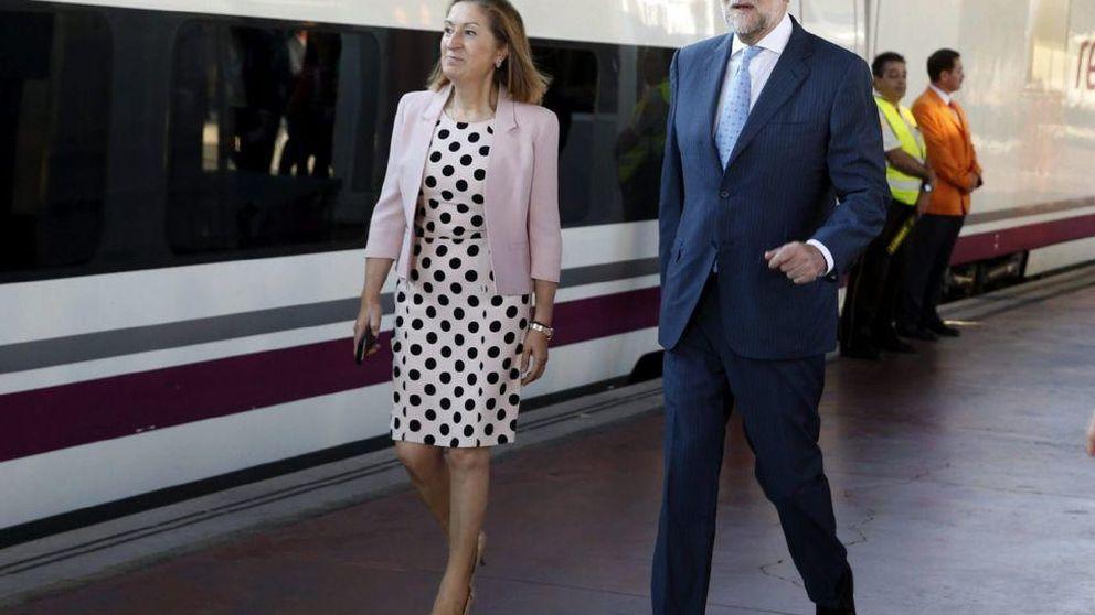 La guerra de precios del AVE a León: Alsa boicotea a Rajoy con billetes a cinco euros