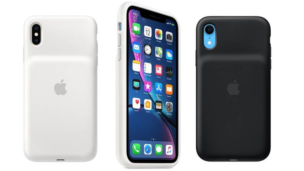 Foto: La nueva 'Smart Battery Case' para iPhone Xs y Xr
