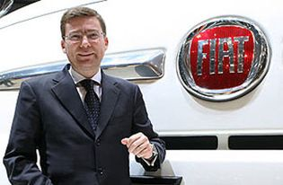 Foto: Fiat Industrial nombra a Lorenzo Sistino 'brand president' de Iveco